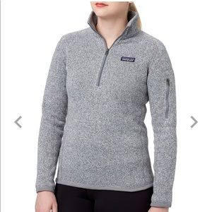 Patagonia Quarter-Zip Pullover sz Large